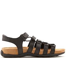 Minnetonka Ballard Leather Sandal