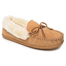 Minnetonka Camp Collar Moccasin