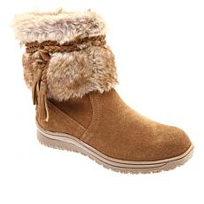 Minnetonka Everett Water-Resistant Suede Boot