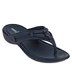 Minnetonka Prism Thong Sandal
