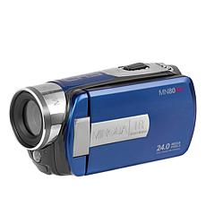 "Minolta 1080p Full HD 3"" Touchscreen Camcorder with 16GB SD Card"