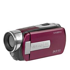 """Minolta 1080p  Full HD 3"""" Touchscreen Camcorder with Night Vision"""