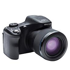 Minolta 20MP 67X Optical Zoom SLR-Style Camera