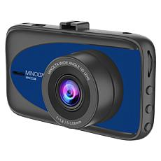 "Minolta MNCD38 3"" LCD Screen 1080p HD Dash Camera"