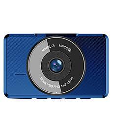 "Minolta MNCD60 3"" LCD Screen 1080p Dashcam"