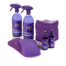 MiracleClean™ Fast & Powerful 20pc Disinfect & Clean Set Linen AS