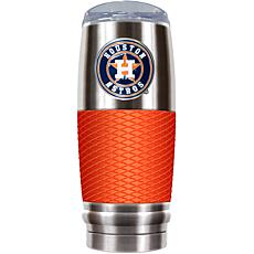 MLB 30 oz. Stainless/Orange Reserve Tumbler - Astros