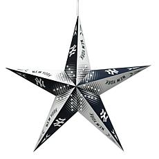 MLB New York Yankees Star Lantern