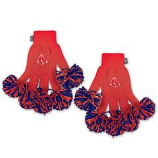 MLB Spirit Fingerz All-in-One Pom Pom Gloves