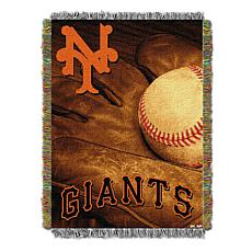 MLB Vintage Throw - Giants