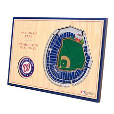 MLB Washington Nationals 3D StadiumViews Desktop Display - National...