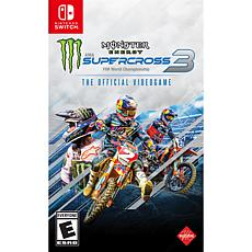 Monster Energy Supercross 3: The Official Videogame - Nintendo Switch