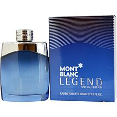 Mont Blanc Legend by Mont Blanc EDT for Men - 3.4 oz.