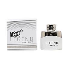 Mont Blanc Legend Spirit For Men Eau De Toilette Spray - 1 oz.
