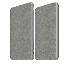 Mophie 5,000mAh 2-Pack Universal Power Station with Pandora Voucher