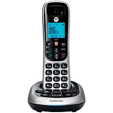 Motorola CD4011 Digital Cordless Telephone with Answering Machine