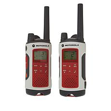 Motorola T480 35-Mile NOAA FRS Radio 2-pack