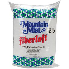 Mountain Mist Fiberloft Polyester Stuffing - 32oz FOB: MI