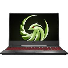 "MSI ALPHA 15.6"" Ryzen 7 8GB 512GB Gaming Laptop"