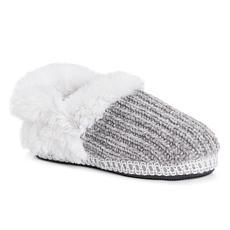 MUK LUKS Belinda Faux Fur Lined Slipper