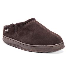 MUK LUKS Men's Matt Suede Clog Slippers
