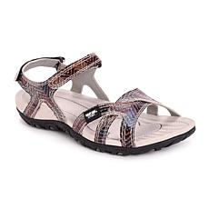 MUK LUKS Ophelia Adjustable Sandal