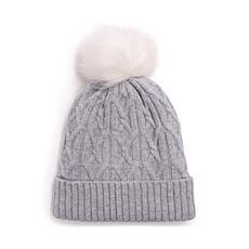 MUK LUKS® Women's Pom Cuff Cap