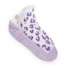 MUK LUKS® Women's Shea Butter Infused Ankle Cabin Sock