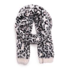 MUK LUKS® Women's Traditional Fuzzy Scarf