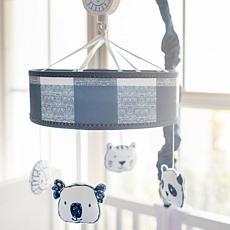 My Baby Sam Animal Parade Crib Mobile