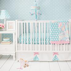 My Baby Sam Pixie Baby 3-piece Set - Aqua