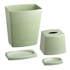 My Earth Bathroom Accessories Set of 4