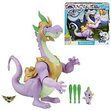 My Little Pony Guardian of Harmony Spike the Dragon