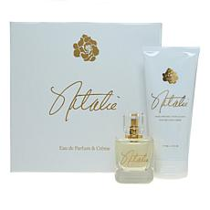 Natalie Body Cream and Eau De Parfum Spray 2-piece Gift Set