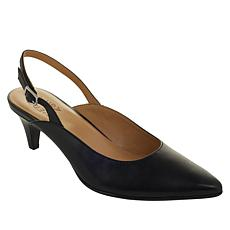 Naturalizer Baylee Leather Slingback Pump