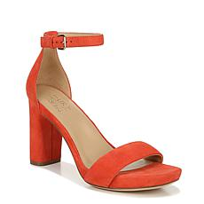 Naturalizer Joy Leather or Suede Heeled Sandal