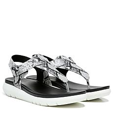 Naturalizer Lincoln Adjustable Strap Thong Sandal