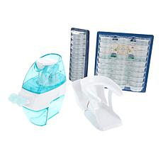Navage Nasal Care System with Countertop Caddy