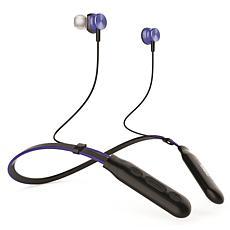 Naxa Bluetooth Neckband Earphones with Magnet