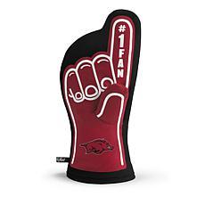 NCAA #1 Fan Oven Mitt - Arkansas Razorbacks