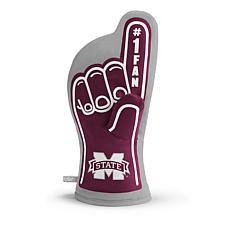 NCAA #1 Oven Mitt - Mississippi State Bulldogs