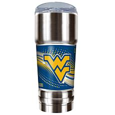 NCAA 32 oz. Stainless Steel Pro Tumbler - West Virginia