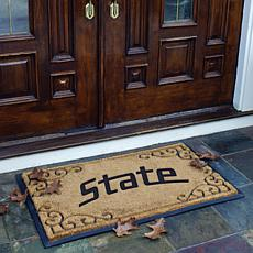 NCAA Door Mat - Michigan State