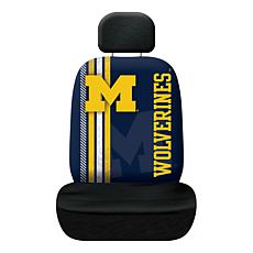 NCAA Rally Seat Cover - Michigan