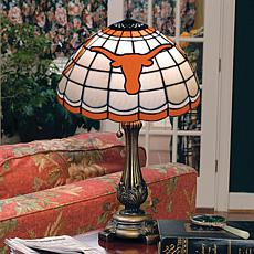 NCAA Tiffany-Style Table Lamp - Texas