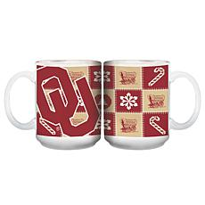 NCAA Ugly Sweater Mug - University of Oklahoma