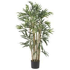 Nearly Natural 3' Multi Bambusa Bamboo Silk Tree