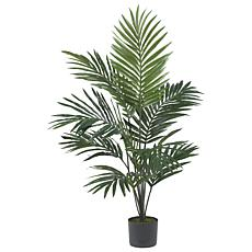 Nearly Natural 5 ft. Kentia Palm Tree with 12 Fronds