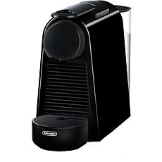 Nespresso Essenza Piano Black Mini Single-Serve Espresso Machine
