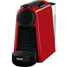 Nespresso Essenza Ruby Red Mini Single-Serve Espresso Machine